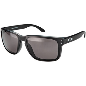 Oakley Holbrook XL Occhiali da sole, matte black/warm grey